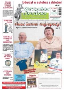 Strzelec Opolski : twój tygodnik regionalny : Izbicko, Jemielnica, Kolonowskie, Leśnica, Strzelce Opolskie, Ujazd, Zawadzkie 2009, nr 5 (501).