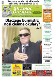 Strzelec Opolski : twój tygodnik regionalny : Strzelce Opolskie, Izbicko, Jemielnica, Kolonowskie, Leśnica, Ujazd, Zawadzkie, Toszek 2015, nr 49 (851).