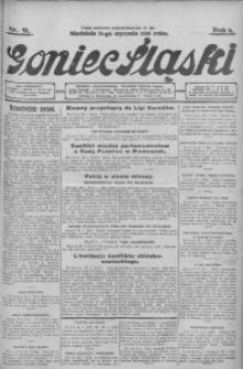 Goniec Śląski, 1926, R. 6, nr 31