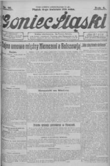 Goniec Śląski, 1926, R. 6, nr 98