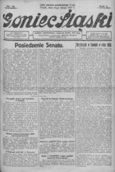 Goniec Śląski, 1927, R. 7, nr 39