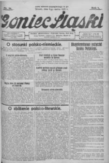 Goniec Śląski, 1927, R. 7, nr 54