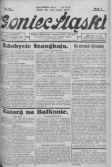 Goniec Śląski, 1927, R. 7, nr 67