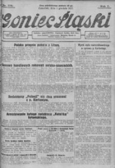 Goniec Śląski, 1927, R. 7, nr 276
