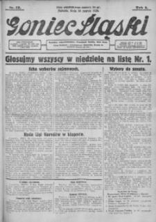 Goniec Śląski, 1928, R. 8, nr 58