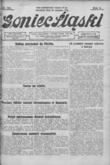 Goniec Śląski, 1928, R. 8, nr 197