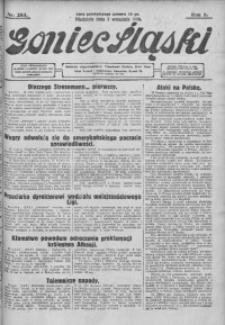 Goniec Śląski, 1928, R. 8, nr 203