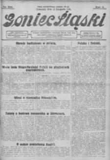 Goniec Śląski, 1928, R. 8, nr 265