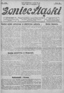 Goniec Śląski, 1928, R. 8, nr 266