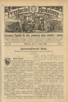 Przyjaciel Rodzinny, 1895, R. 1, nr 29