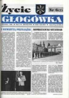 Życie Głogówka. R. 2, nr 6 (7).