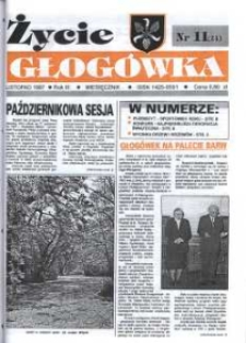 Życie Głogówka. R. 3, nr 11 (24).