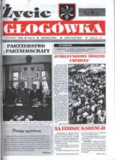 Życie Głogówka. R. 4, nr 6 (31).