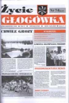 Życie Głogówka. R. 5, nr 7-8 (44-45).