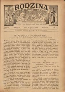 Rodzina, 1906, R. 1, Nr. 5