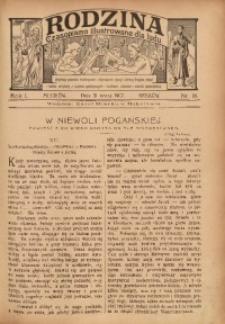 Rodzina, 1907, R. 1, Nr. 18