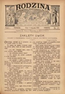 Rodzina, 1907, R. 1, Nr. 49