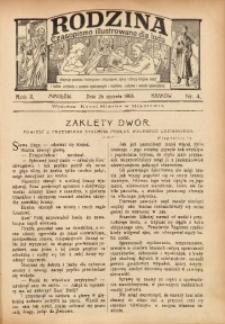 Rodzina, 1908, R. 2, Nr. 4