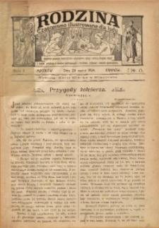 Rodzina, 1908, R. 2, Nr. 13