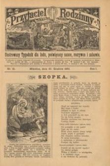 Przyjaciel Rodzinny, 1895, R. 1, nr 51