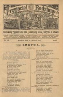 Przyjaciel Rodzinny, 1895, R. 1, nr 52