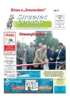 Strzelec Opolski : twój tygodnik regionalny : Izbicko, Jemielnica, Kolonowskie, Leśnica, Strzelce Opolskie, Ujazd, Zawadzkie 2006, nr 40 (381).