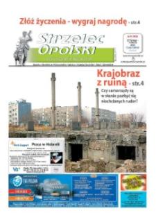 Strzelec Opolski : twój tygodnik regionalny : Izbicko, Jemielnica, Kolonowskie, Leśnica, Strzelce Opolskie, Ujazd, Zawadzkie 2007, nr 9 (402).