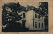 Jabłonów. Szkoła powszechna 1943 r.