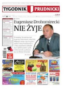 Tygodnik Prudnicki : prywatna gazeta lokalna gmin : Prudnik, Biała, Głogówek, Korfantów, Lubrza, Strzeleczki, Walce. R. 21, nr 38 (1082) [1080].