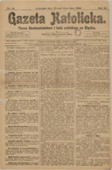 Gazeta Katolicka, 1906, R. 11, Nr. 80