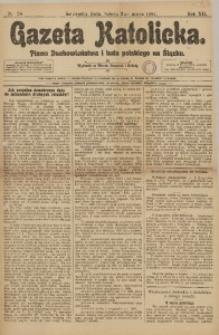 Gazeta Katolicka, 1907, R. 12, Nr. 28