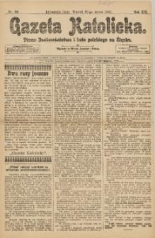 Gazeta Katolicka, 1907, R. 12, Nr. 38