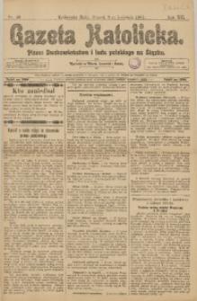 Gazeta Katolicka, 1907, R. 12, Nr. 43