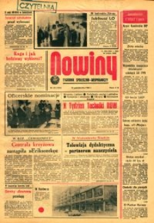 Nowiny, 1984, nr 43 (1322)