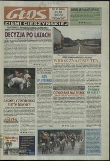 Głos Ziemi Cieszyńskiej, 2005, Nry 27-51/52