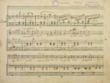 Pieśń na głos z tow. fortepianu