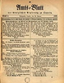Amts-Blatt der Königlichen Regierung zu Oppeln, 1889, Bd. 74, St. 4