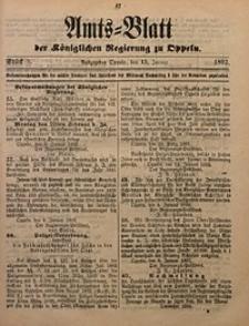 Amts-Blatt der Königlichen Regierung zu Oppeln, 1892, Bd. 77, St. 3