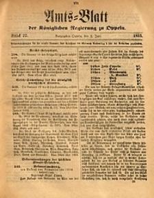 Amts-Blatt der Königlichen Regierung zu Oppeln, 1893, Bd. 78, St. 22