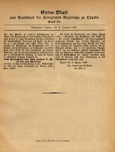 Amts-Blatt der Königlichen Regierung zu Oppeln, 1893, Bd. 78, St. 53