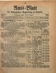 Amts-Blatt der Königlichen Regierung zu Oppeln, 1894, Bd. 79, St. 7