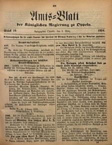 Amts-Blatt der Königlichen Regierung zu Oppeln, 1894, Bd. 79, St. 10
