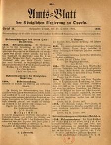 Amts-Blatt der Königlichen Regierung zu Oppeln, 1896, Bd. 81, St. 44