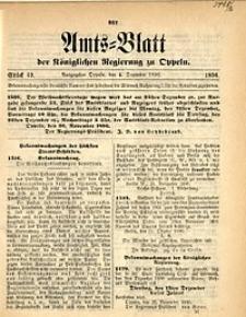 Amts-Blatt der Königlichen Regierung zu Oppeln, 1896, Bd. 81, St. 49