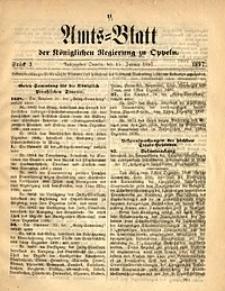 Amts-Blatt der Königlichen Regierung zu Oppeln, 1897, Bd. 82, St. 3
