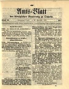 Amts-Blatt der Königlichen Regierung zu Oppeln, 1897, Bd. 82, St. 48