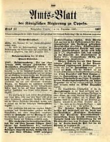 Amts-Blatt der Königlichen Regierung zu Oppeln, 1897, Bd. 82, St. 52