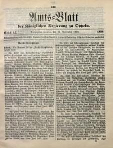 Amts-Blatt der Königlichen Regierung zu Oppeln, 1898, Bd. 83, St. 45