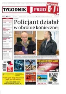 Tygodnik Prudnicki : prywatna gazeta lokalna gmin : Prudnik, Biała, Głogówek, Korfantów, Lubrza, Strzeleczki, Walce. R. 24, nr 45 (1245).