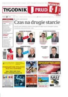 Tygodnik Prudnicki : prywatna gazeta lokalna gmin : Prudnik, Biała, Głogówek, Korfantów, Lubrza, Strzeleczki, Walce. R. 24, nr 47 (1247).